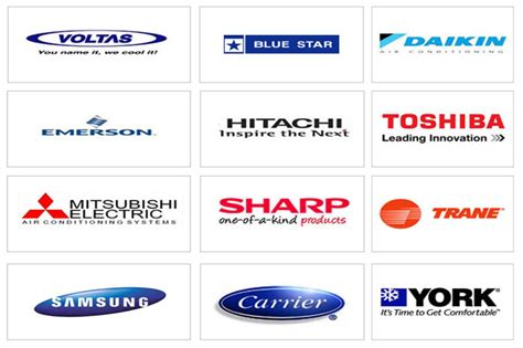 Air conditioner company names – Electric tools for home