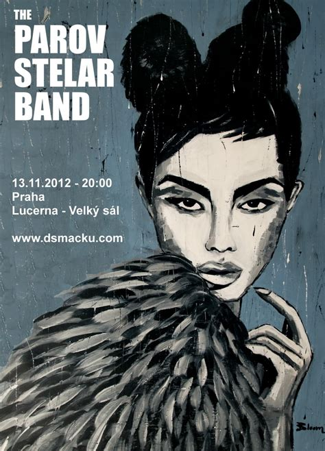 parov stelar  graphic flyers pinterest dr