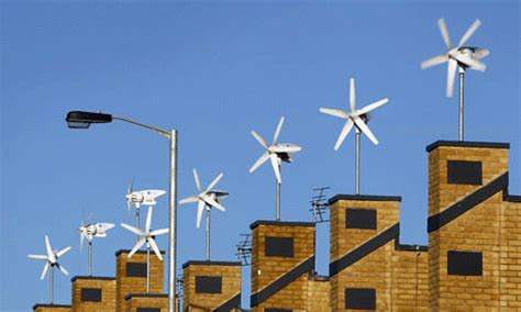 Small Wind And Microgeneration Enjoy Renaissance In Uk