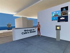 How to personalize the Windows Mixed Reality Cliff House ...