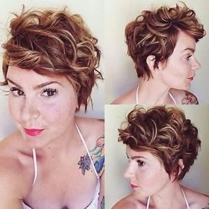Kurze Haare Locken Machen
