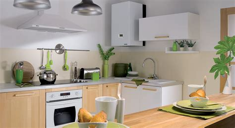 ventilation cuisine gaz chaudières à condensation pour réduire votre facture