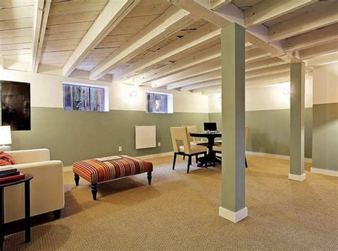 Some Different Options For Basement Ceiling Remodel Home