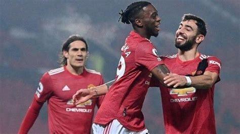 Hasil Babak Pertama Manchester United vs Southampton ...