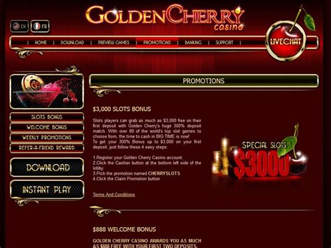 Get The Golden Cherry Casino Review For A New Experience