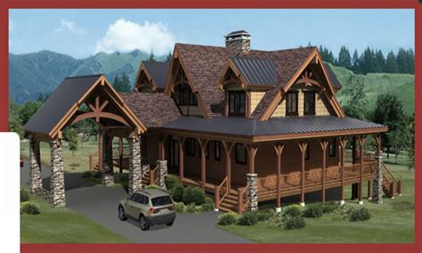 Old Log Cabin Floor Plans Custom Log Cabin Plans, Mini