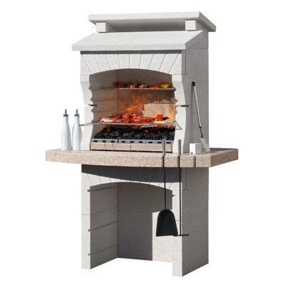 hotte cuisine brico depot barbecue en reconstituée makalu castorama