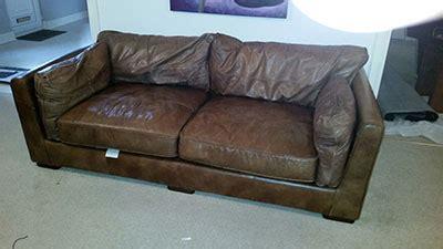 Leather Sofa Glasgow by Sofa Recovering In Glasgow Edinburgh Tom Watson Upholstery