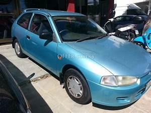 Used Cyprus car, Mitsubishi colt 1300cc #59313EN Cyprus Cyprus Cars offercomcy