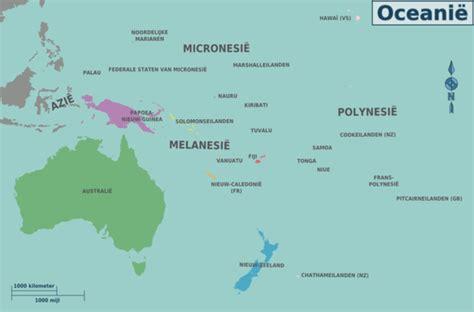 Oceanië - Wikivoyage