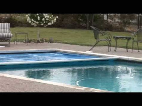 Hydraulic Automatic Swimming Pool Cover Swimming Pool