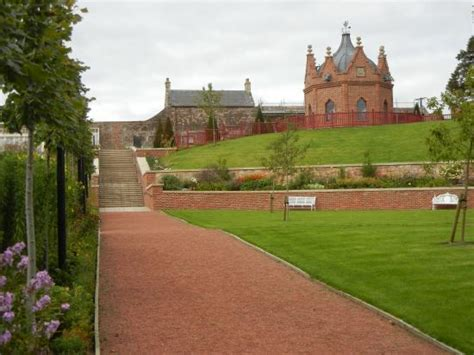 vegetable gardens picture of dumfries house new cumnock