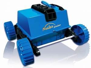 Robot De Piscine Pas Cher : robot piscine mareva nestor junior aspiration de 18m3 h ~ Dailycaller-alerts.com Idées de Décoration