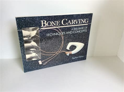 bone carving  skillbase  techniques  concepts epub