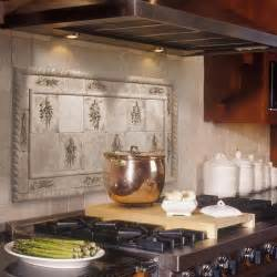 kitchen tile backsplash murals make the kitchen backsplash more beautiful