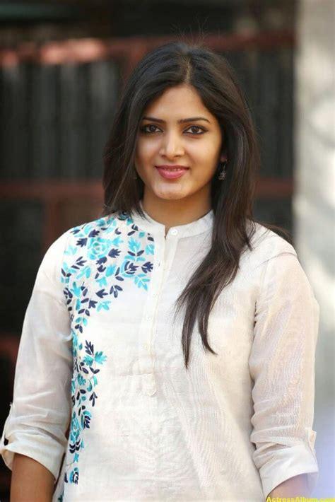 pavani gangireddy hot   white dress actress album