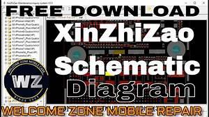 Xinzhizao Schematic Mobile Diagram