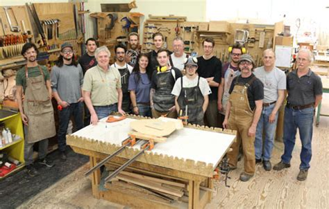 fine woodworking program set  year  show