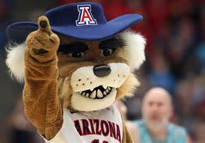 Arizona Wildcats Wilbur