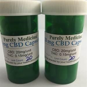 cannabis oil pills