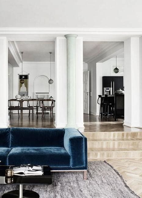 blue color schemes  interior design inspiring