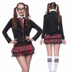 Ladies 4 Styles Role Play Fancy Dress Sexy Cop Nurse