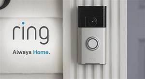Amazon Acquires Smart Doorbell Maker Ring For  1b