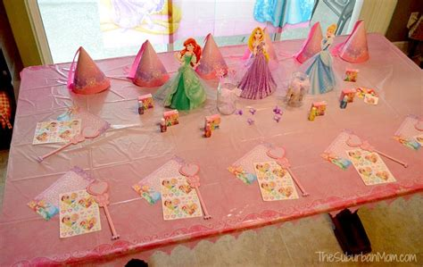 dream  true disney princess party thesuburbanmom
