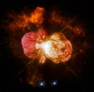 Earth-shattering kabooms: A supernova in our lifetimes ...