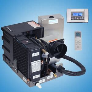 Marine Air Conditioner Reverse Cycle Heating Systems