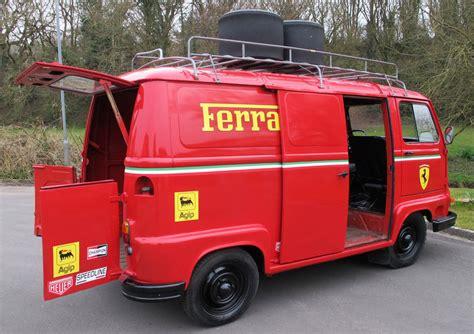 ferrari minivan is this the coolest ferrari van ever my car heaven