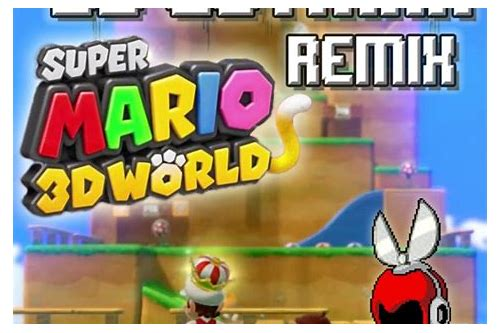 baixar de remix super mario world android