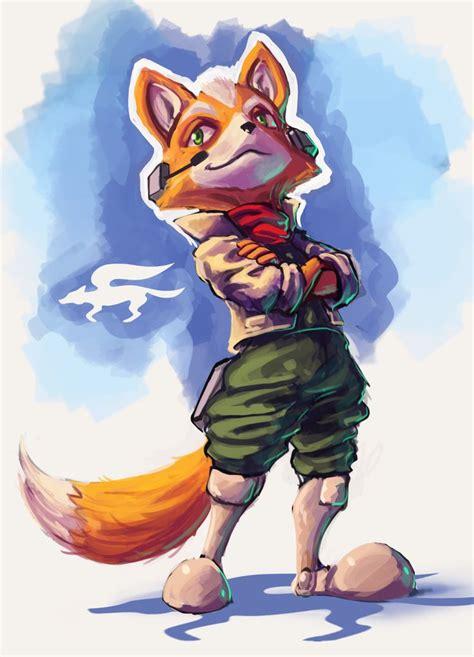 24 Best Fox Mccloud Images On Pinterest Fox Mccloud