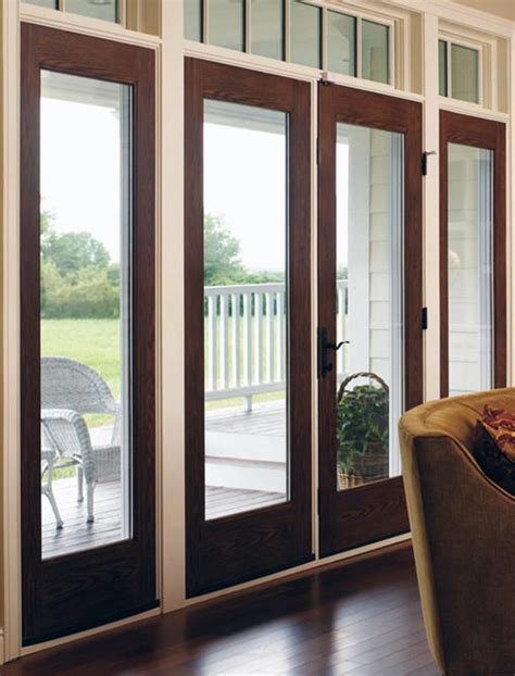 hinged doors patio doors steubenville oh window world