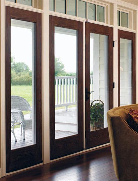 hinged doors patio doors davenport ia window world  davenport