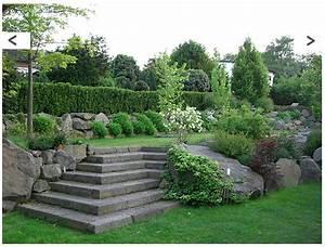 Terrasse Am Hang : ebenen im garten hanggarten gartenhang garden hang ~ A.2002-acura-tl-radio.info Haus und Dekorationen