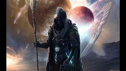 Sorcerer Eso Sorc Fantasy Mage Imperial Mag