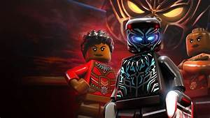 Travel to Wakanda with Black Panther in New DLC for LEGO ...