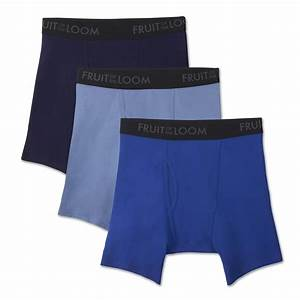 Fruit Of The Loom Men 39 S Breathable Boxer Briefs 3 Pack