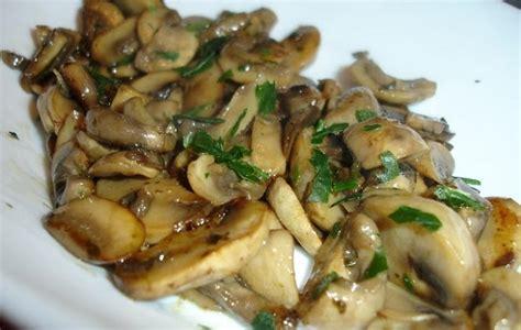 Come Cucinare I Funghi by Funghi Come Prepararli E Cucinarli