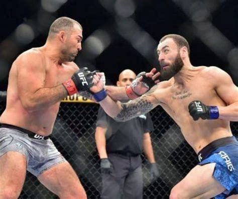 UFC News: Mauricio Rua Vs. Paul Craig Added To The UFC 255 ...