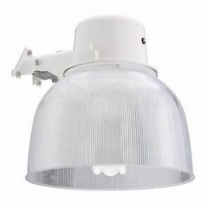 Lithonia Lighting Wall Mount Outdoor White Fluorescent