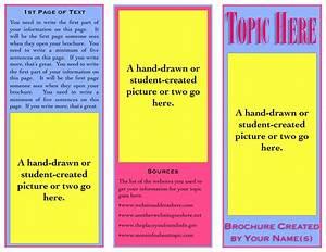 Best photos of sample job brochure job fair brochure examples career brochure example and for Sample pamphlets