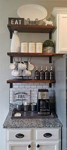 Coffee, Bar, In, Kitchen