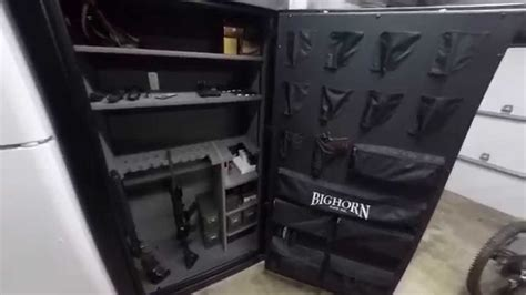 are led lights safe can bighorn 7144elx gun safe from costco with led strip lights