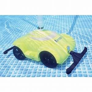 Nettoyage Piscine Hors Sol : robot nettoyeur de fond piscine hors sol ~ Edinachiropracticcenter.com Idées de Décoration