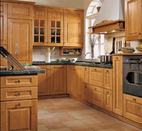 oak kitchen design ideas wooden furniture decobizz com