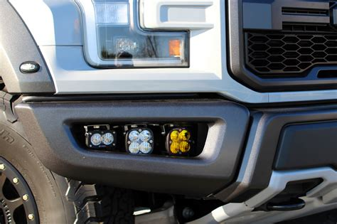 buy ford raptor baja designs fog light kit