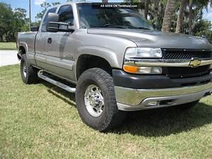 2002 Silverado Diesel Duramax Extra Cab
