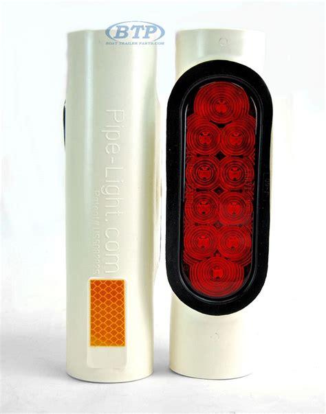 Led Boat Trailer Pole Lights by Led Pipe Light Kit For Boat Trailer Guide Poles